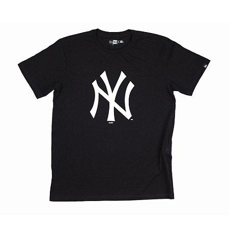 Camiseta New Era Basic Essentials