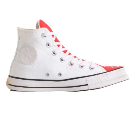 Tênis All Star Chuck Taylor Mid Love Fearlessly