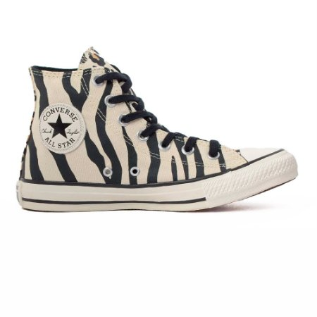 Tênis All Star Chuck Taylor Hi Animal Print