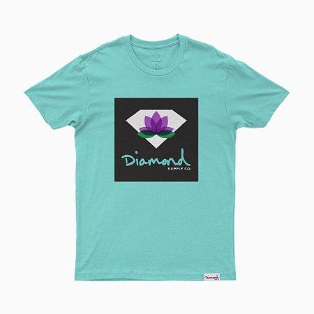 Camiseta Diamond Lotus Box