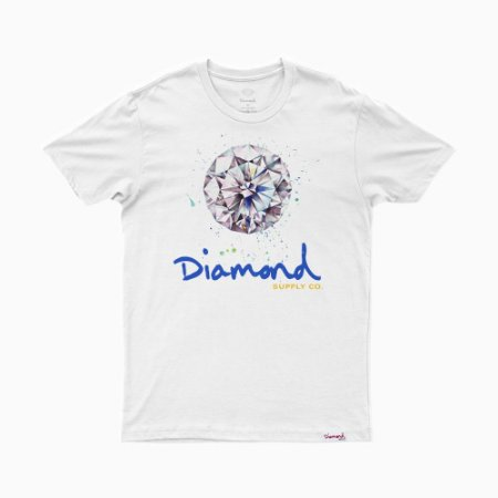 Camiseta Diamond Splash