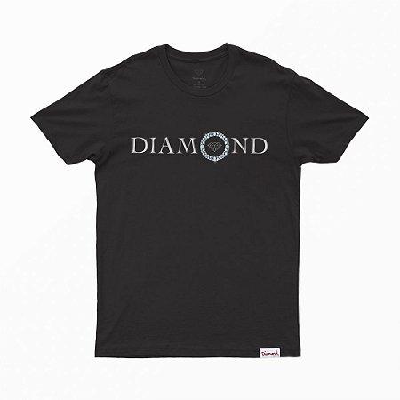 Camiseta Diamond Pendant