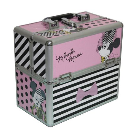 ML-005-2- Maleta para Maquiagem Disney