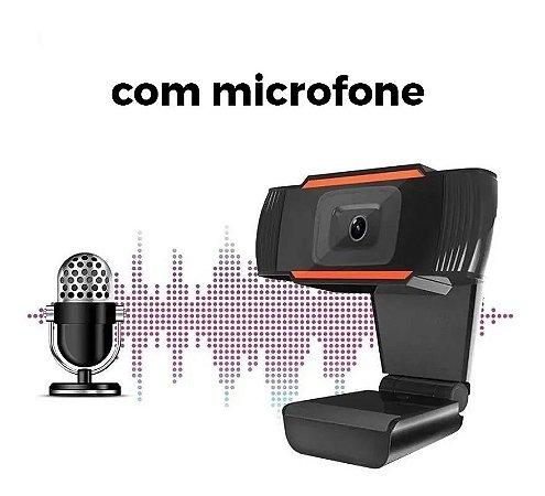 WEBCAM PARA COMPUTADORES 1080P GP2135+F37 - 200W C/ MICROFONE