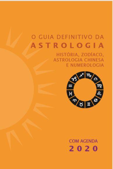 O Guia Definitivo da Astrologia com Agenda 2020
