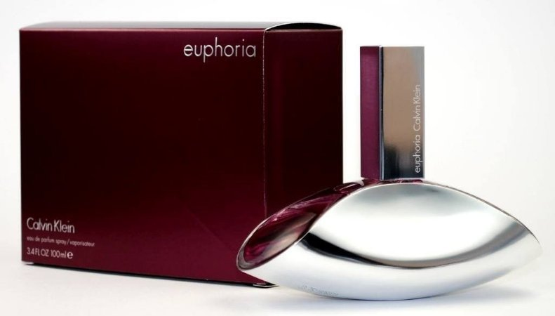 bf8b90673b Euphoria Eau de Parfum Feminino 100ml - Calvin Klein - Lilian Cavalcante
