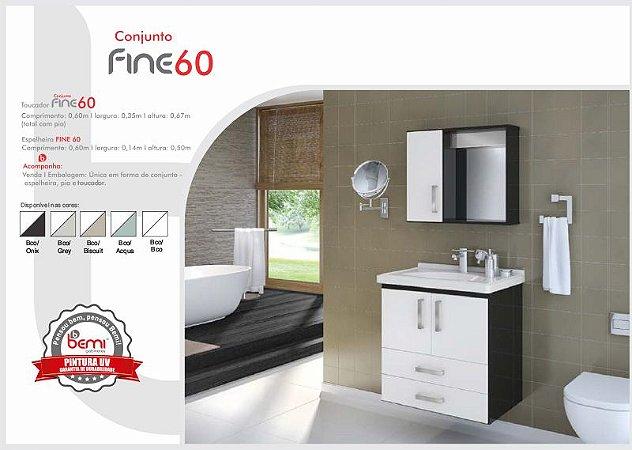 CONJUNTO FINE 60
