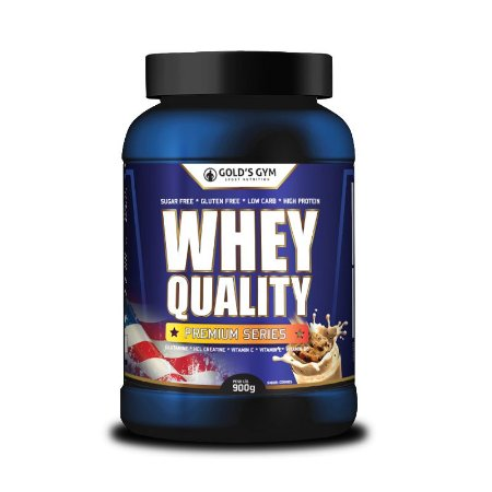 WHEY QUALITY - COOKIES