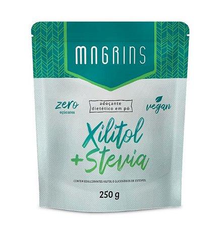 ADOÇANTE STEVIA MAGRINS - XILITOL  250G