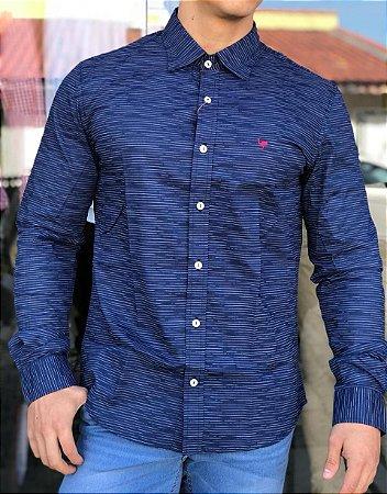 Camisa Cerrado Brasil Blue Stripes