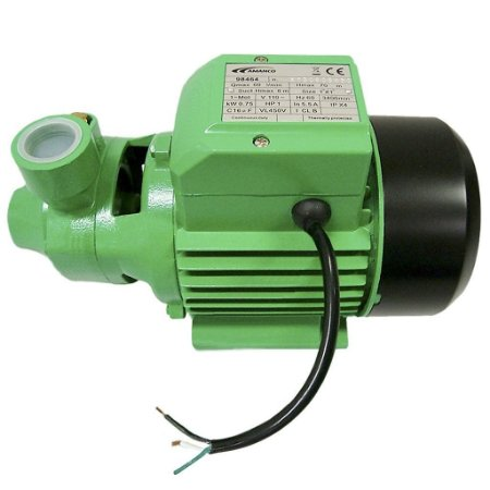 Amanco - Bomba de Agua Periferica XKM60 1/2HP 40L/MIN 110V