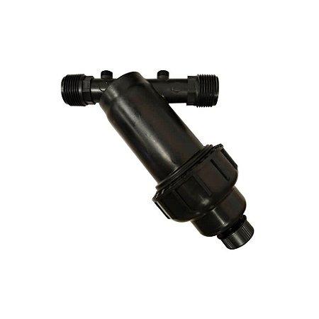 Filtro de tela Inox para Irrigacao modelo F 120 mesh 2 Polegadas 20 m3/h