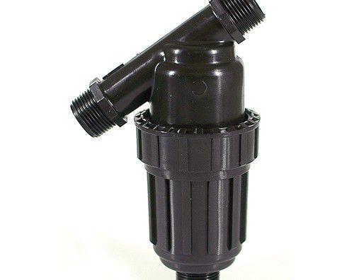 Filtro de tela Inox para Irrigacao Rosca 3/4 modelo C 120 mesh 5 m3/h