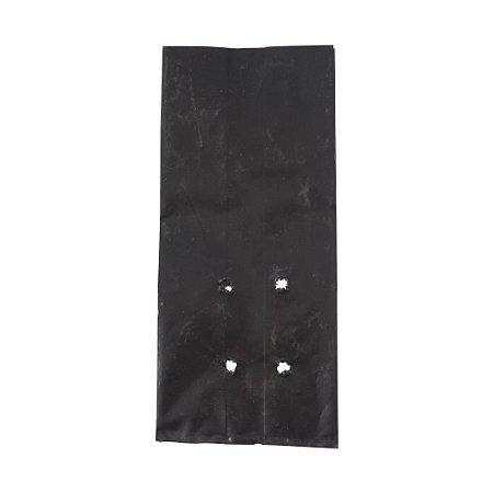 Sacos Para Mudas Preto - Medida - 08X15X0,07cm - Pacote 1.000 Unidades