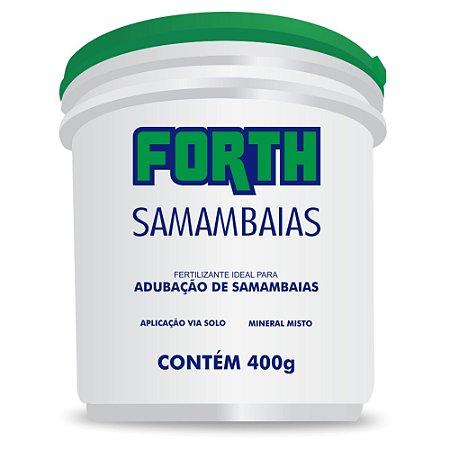 Forth Samambaia 400G Fertilizante ideal para Adubação de Samambaias