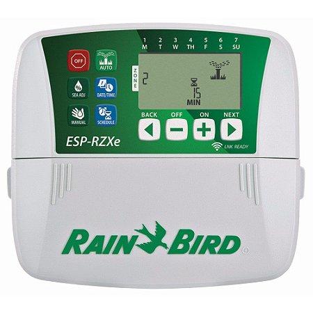 Controlador Para Irrigacao 6 Estacao Rain Bird ESP-RZXe 220V Uso Interno Para WIFI