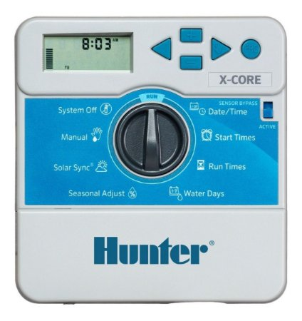 Controlador Irrigacao Hunter X CORE 201 Interno 2 Setor 220V