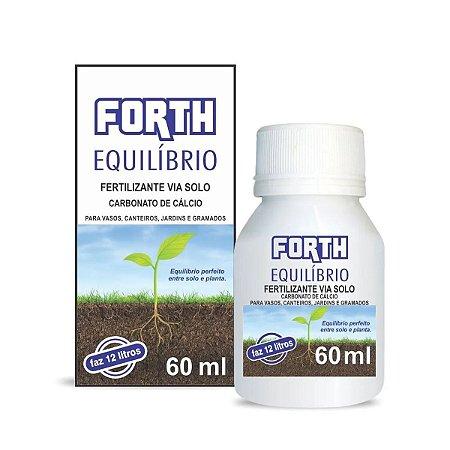 Fertilizante Forth Equilibrio Calcio 60ML