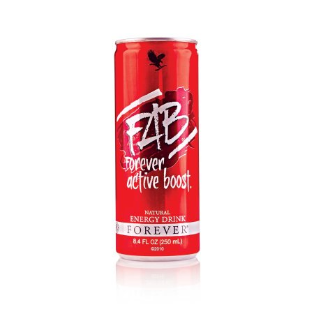 Forever Active Boost, Energético Forever 01 lata de 269 ml
