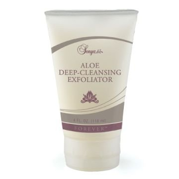 Sonya Aloe Deep-Cleansing Exfoliator
