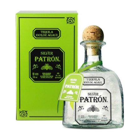 Tequila Patron Silver - 750ml