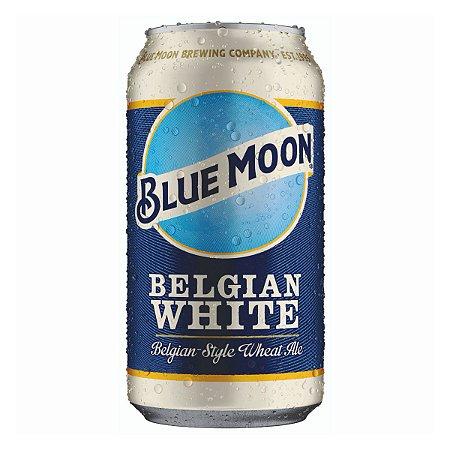 Cerveja Blue Moon Belgium White Lata - 355ml
