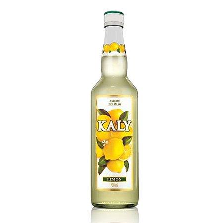 Xarope  Kaly Limão Siciliano - 700ml