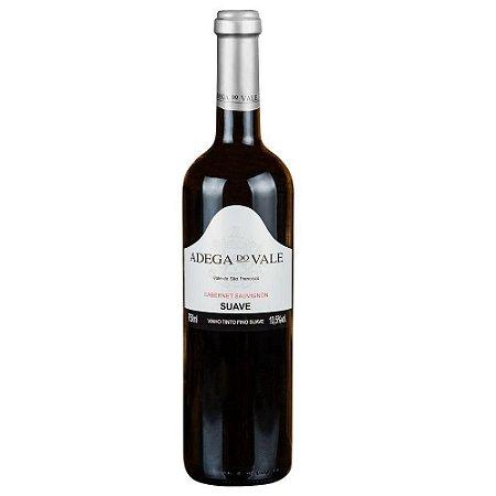 Vinho Tinto Adega do Vale Suave - 750ml