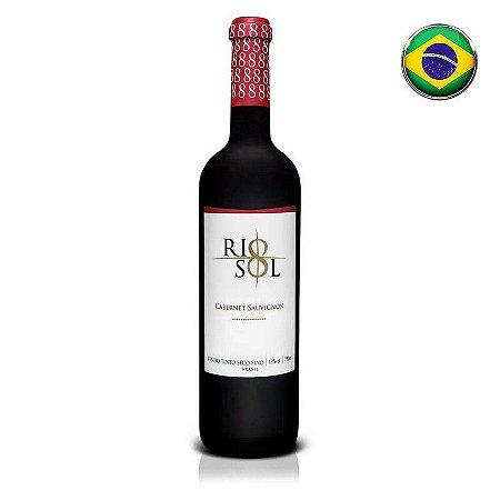 Vinho Rio Sol Cabernet Sauvignon - 750ml
