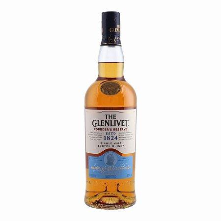 Whisky The Glenlivet Founder's Reserve Single Malt - 750ml
