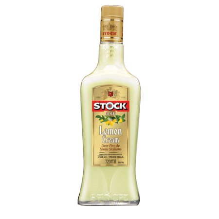 Licor Stock Lemon Cream 720 ml