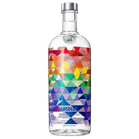 Vodka Absolut Mix - Edição Limitada - 1L