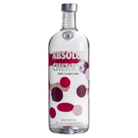 Vodka Absolut Cherrys- 1L