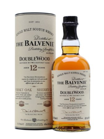 Whisky The Balvenie DoubleWood 12 Anos - *1L