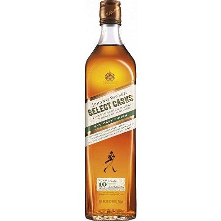 Whisky Johnnie Walker Select Casks - Rye Cask Finish - 700 ml