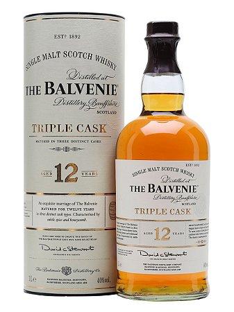 Whisky The Balvenie Triple Cask 12 Anos - *1L