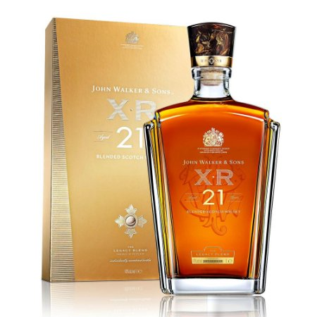 Whisky Johnnie Walker XR 21 anos -750 ml