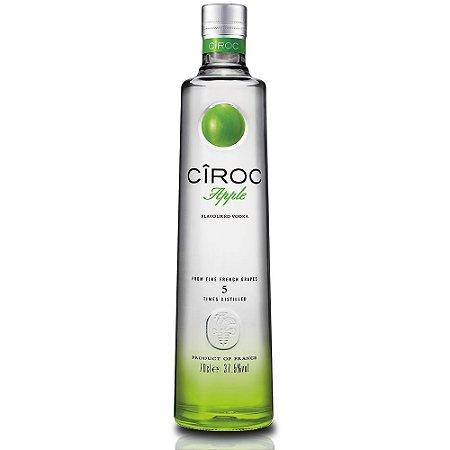 Vodka Ciroc Apple - *1L