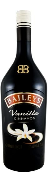 Licor Baileys Vanilla Cinnamon -*1L
