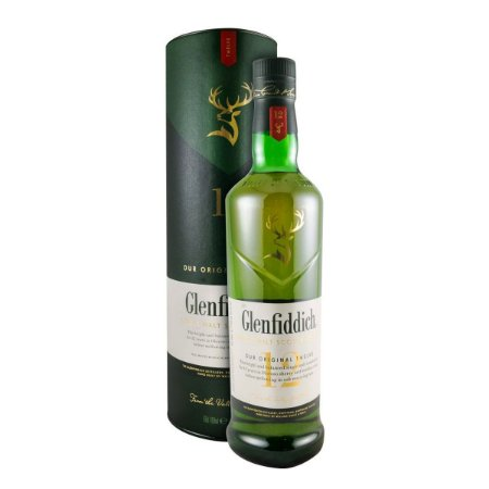 Whisky Glenfiddich 12 Anos - 750 ml