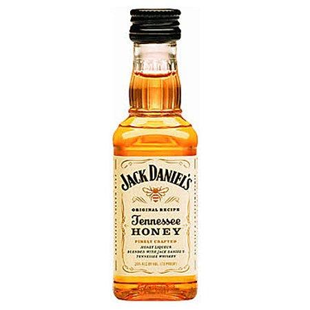 Miniatura Whiskey Jack Honey - 50 ml