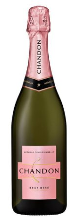 Espumante Chandon Brut Rosé - 750 ml