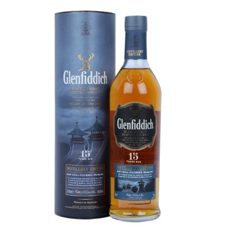 Whisky Glenfiddich Distillery Edition 15 Anos - 1L*