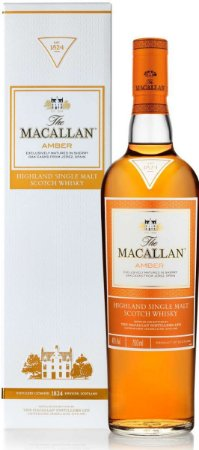 Whisky Macallan Amber - 700 ml