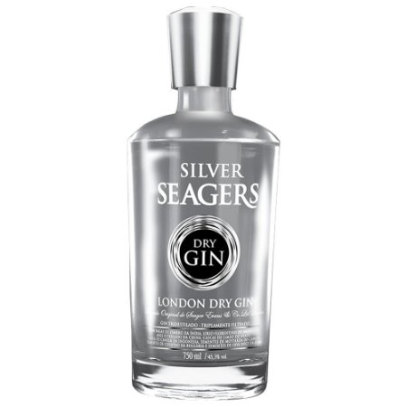 Gin Seagers Silver - 750ml