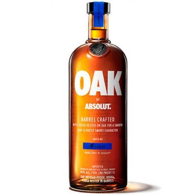Vodka Absolut Oak - 1L