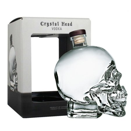 Vodka Crystal Head - 1L