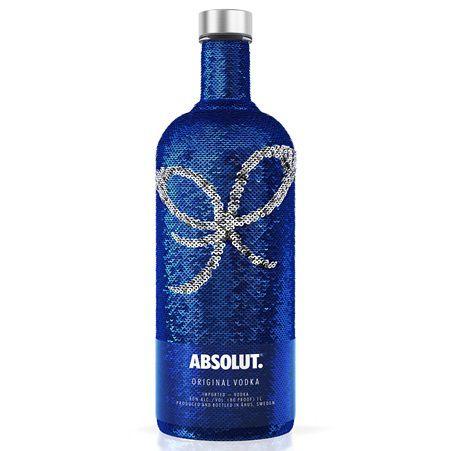 Vodka Absolut Holiday Bottle - 750 ml