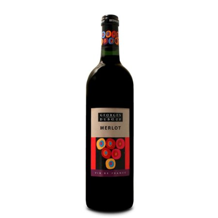 Vinho Georges Duboeuf Merlot  (Francês) - 750 ml