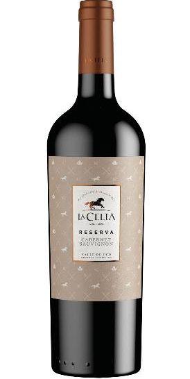 Vinho La Celia Reserva Cabernet Sauvignon (Argentino) - 750ml
